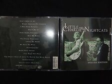 CD LITTLE CHARLIE AND THE NIGHTCATS / DELUXE EDITION /