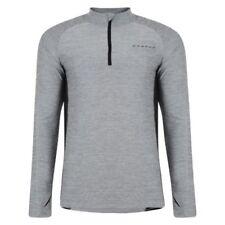 Jersey de hombre en color principal gris de poliéster