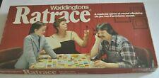 RATRACE / Le Fortuniste Waddingtons BOARD GAME 1980s complete