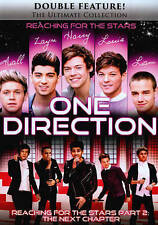One Direction: Reaching for the Stars Collection (DVD, 2014) New