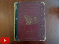 Book of Dogs 1865 Berjeau 52 plates from old engravings & sculptures