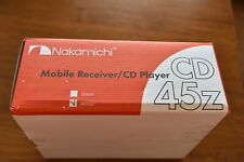Nakamichi Cd-45Z Car Audio Mobile Receiver Cd player