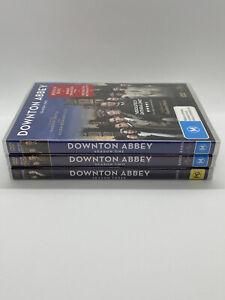 Downton Abbey Seasons 1-3 R4 DVD NEW & SEALED
