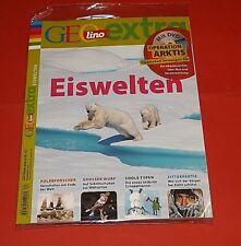 GEOlino extra Eiswelten Ausgabe NR. 67 2017 + DVD Operation Arktis ungelesen