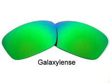 Galaxy Replacement Lenses For Oakley Hijinx Sunglasses Green Polarized 100% UVAB