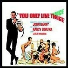 YOU ONLY LIVE TWICE (REMASTER) CD OST NEU
