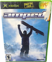 Amped Original Xbox Game