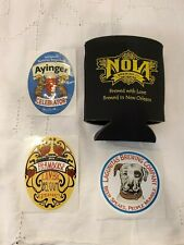 Awesome Beer Koozie and Stickers