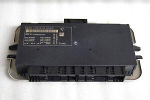 Genuine BMW F01 F07 F10 F12 FRM III Headlight Control unit FOOTWELL MODULE 2012'