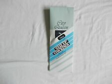 Vintage City Queen stay up Stockings, one size, colour Navy, 15 denier
