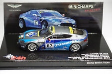 MINICHAMPS  ASTON MARTIN V8 N24 BIRCHWOOD RACING #67 NURBURGRING 2010 1:43