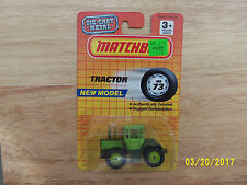 MATCHBOX  #MB 73 TRACTOR  * NEW IN BLISTER PACK * NEW MODEL