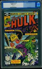 Incredible Hulk 260 CGC 9.8 WHITE Pages Bronze Age Marvel Comic I.G.K.C. L@@K