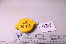 (9318)Continental Engine Aircraft 10 qt Oil Tank Cap PN:28100242981