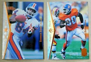 1995 SP Football Card Pick one