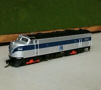 Rapido N Scale EMD FL9 MTA #5043. Analog DC/DCC Ready. NEW!