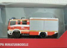 Feuerwehr BF Düsseldorf HLF20/16 / MB Atego / Herpa Serienmodell