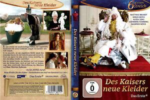 DVD DES KAISERS NEUE KLEIDER - MÄRCHEN - 6 AUF EINEN STREICH - DAS ERSTE * NEU *