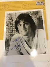 Bruce Jenner Signed Autograph 8 x 10 Photo 1979 Olympic