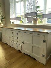 vintage sideboard cabinet - used