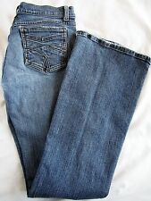 Juicy Couture Women's Classic Sz 29 Medium Wash Stretch Boot Cut Jeans