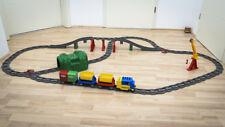 ***LEGO Duplo Super Eisenbahn-Set mit Batterie-Lok und Fahrgeräusch***