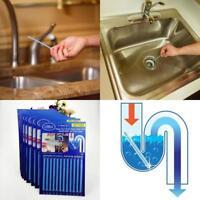 Sticks Sewage Decontamination Deodorant Kitchen Toilet Sani Cleaning Bath Set 12