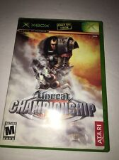 Unreal Championship -X Box-Us X Box-Tested Collectible Fast Ship In 24 Hrs