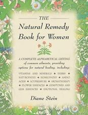 The Natural Remedy Book for Women [May 01, 1992] Stein, Diane and Sibiga, Amy