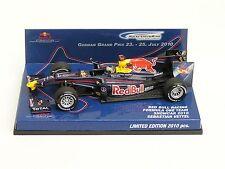 F1 Red Bull Renault RB6 Sebastian VETTEL Hockenheim GP 2010 (1/43)