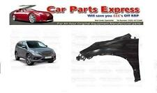 HONDA CR-V 2012-PRESENT MODEL FRONT WING N/S (LEFT) PAINTED NEW ANY COLOUR
