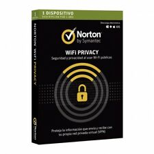 Antivirus Norton WiFi Privacy 2018 1 dispositivo