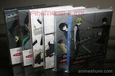 Durarara!! x 2 Vol. 1,2,3,4,5 & 6 Complete Anime DVD Bundle R1 Aniplex USA