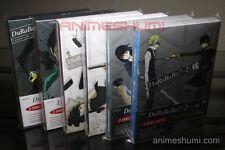 Durarara!! x 2 Vol. 1,2,3,4,5 & 6 Complete Anime DVD Bundle R1 Aniplex USA