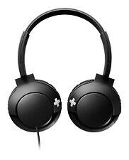 Philips Shl3075bk Bass On-ear Headphones With Mic