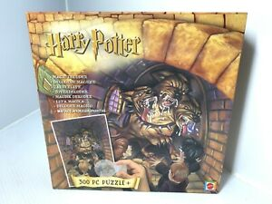 Vintage 300pc Jigsaw Puzzle Harry Potter and the Sorcerer's Stone And Decoder