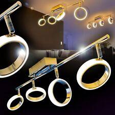 Led 4 lights ceiling bar spot 5 Watt ring design lamp flush lighting New 139021