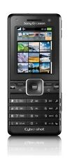 Handy Sony Ericsson K770i Soft Black Schwarz Ohne Simlock NEU
