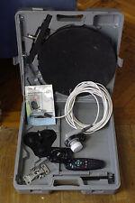 """Comag Portable Camping Caravan TV Antena Parabólica sin receptor (16"""")"""
