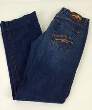 Womens Lucky Brand Premium Jeans Temp Rider 6/28 Button Fly EUC