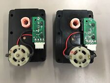 2 SET BOTTLE MOTORS FOR RS800, RC800 AND MULTI-MAX COMBO VENDING MACHINES