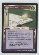 2014 My Little Pony Collectible Card Game #148 Silver Shill's Coin Gaming 1i3