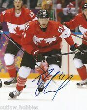 Team Canada Rick Nash Signed Autographed 8x10 Photo COA A