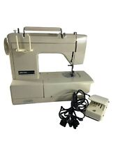 Necchi 535fa Leather Denim Upholstery Heavy Duty Sewing Machine Parts Only As Is