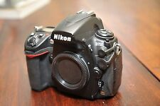 Nikon D D700 12.1 MP Digital SLR Camera - Black (Body Only) + Charger & Battery