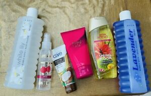 Avon Spring Limited Edition Bubble Bath & Body Pamper Bundle Fast Delivery NEW