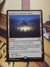 Temple du cimetière marin   VF  -  MTG Magic (Mint/NM)