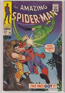 AMAZING SPIDER-MAN # 49