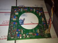 ice cyclone arcade redemption light pcb untested #3