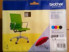 ORIGINAL Brother LC-229XL Value Pack LC-229 XL / LC-225 XL Multipack Set